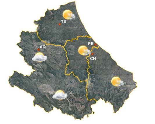 Le previsioni del tempo per Brescia e provincia del 9 maggio 2017