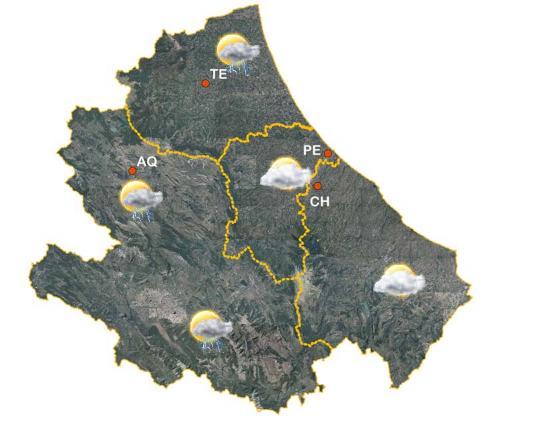 Previsioni meteo domani: migliora, ma sarà solo una breve pausa